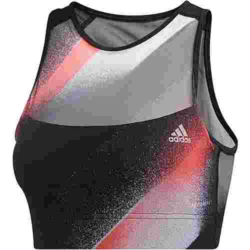 adidas Croptop Damen black