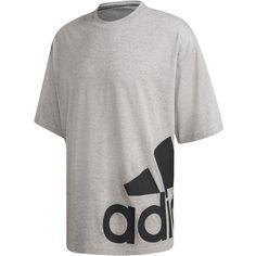 adidas MH Boxbos T-Shirt Herren medium grey heather