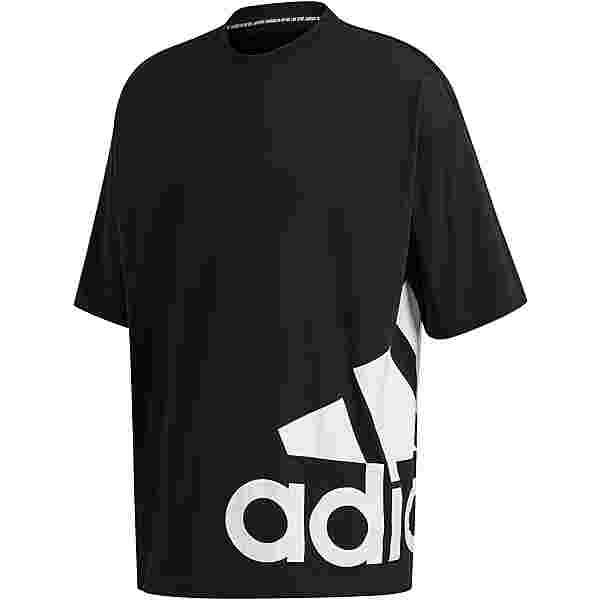 adidas MH Boxbos T-Shirt Herren black