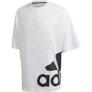adidas MH Boxbos T-Shirt Herren white