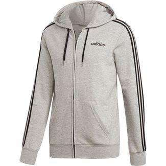 adidas Essentials Solid Trainingsjacke Damen grau im Online Shop von SportScheck kaufen