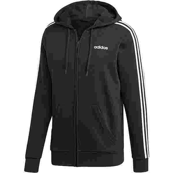 adidas 3S Sweatjacke Herren black