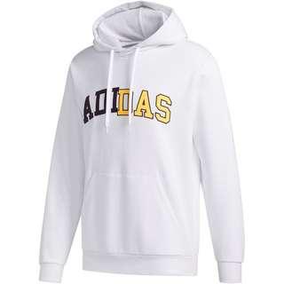 adidas Collegiate Hoodie Herren white