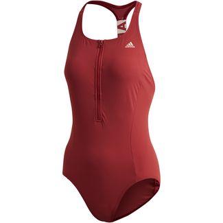 adidas Schwimmanzug Damen legacy red