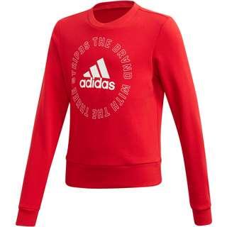 adidas Bold Sweatshirt Kinder scarlet