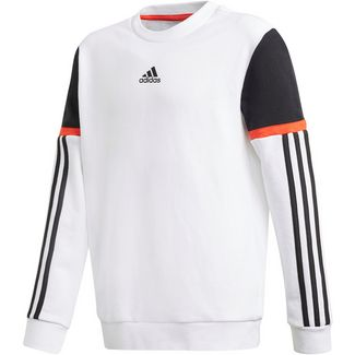adidas Bold Sweatshirt Kinder white