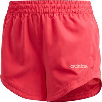 adidas YG C WOV SHRT Shorts Kinder power pink