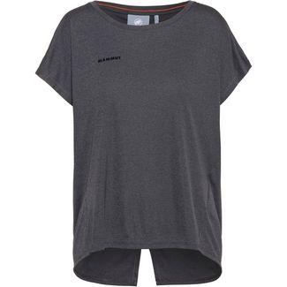 Mammut Pali T-Shirt Damen phantom melange