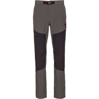 Columbia Maxtrail Wanderhose Herren city grey-shark