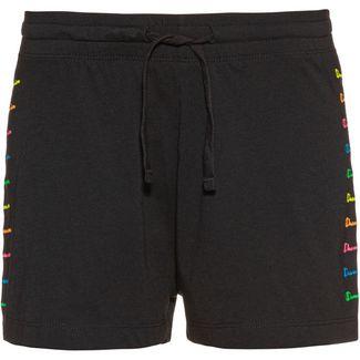 CHAMPION Shorts Damen black beauty