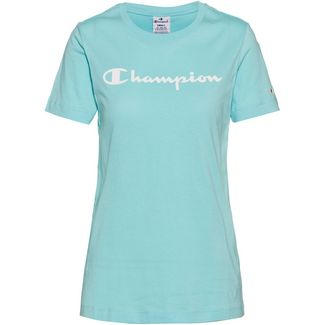 CHAMPION T-Shirt Damen angel blue