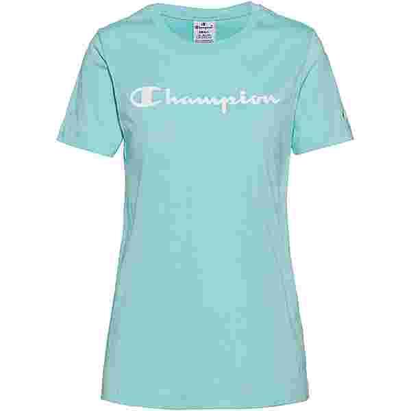 CHAMPION T-Shirt Damen angel blue