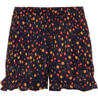 Superdry Shorts Damen navy floral