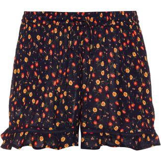 Superdry Shorts Damen navy floral