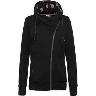 Ragwear Anabel Sweatjacke Damen black