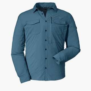Schöffel Shirt Gibraltar2 Outdoorhemd Herren bering sea