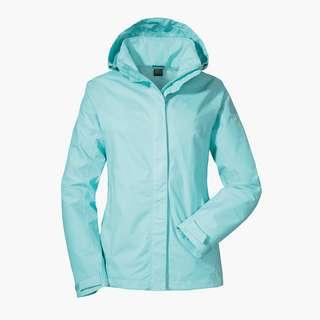 Schöffel Jacket Easy L4 Regenjacke Damen angel blue