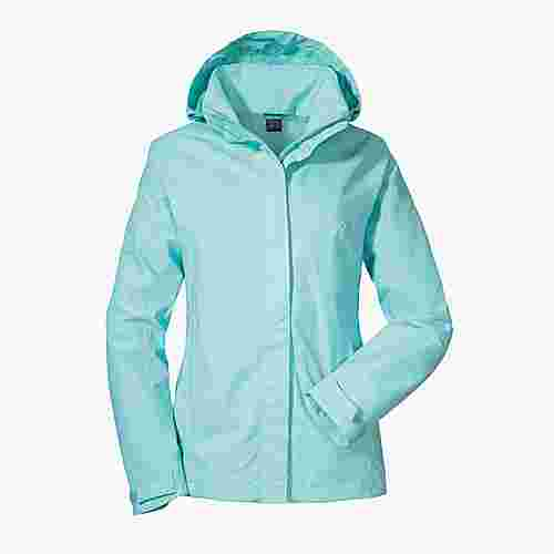 Schöffel Jacket Easy L4 Regenjacke Damen angel blue