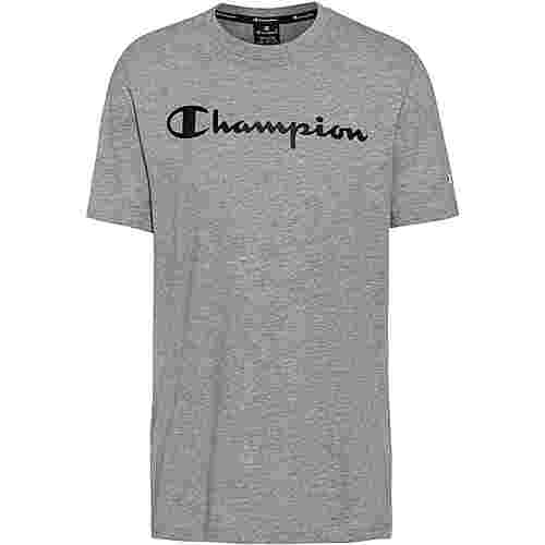 CHAMPION T-Shirt Herren oxford grey oxg melange yarn dyed