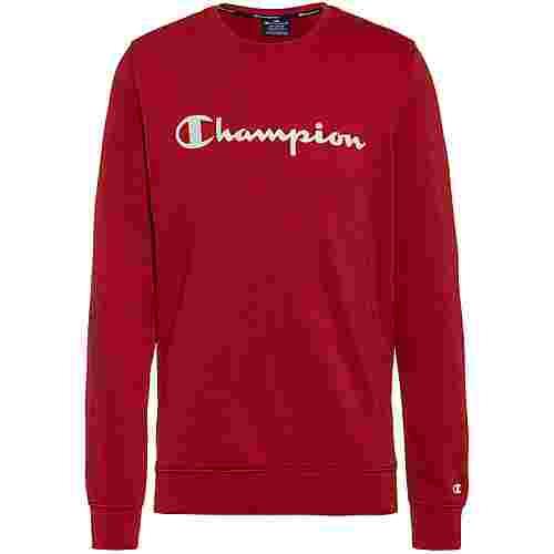 CHAMPION Sweatshirt Herren rosewood