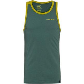 La Sportiva Shimmy Tanktop Herren pine-kiwi