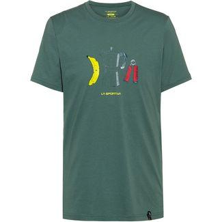 La Sportiva Breakfast T-Shirt Herren pine