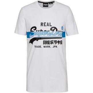 Superdry T-Shirt Herren optic