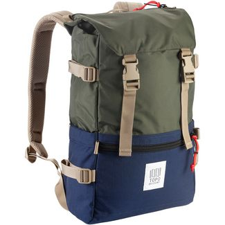 Topo Designs Rucksack Rover Pack Classic Daypack olive-navy