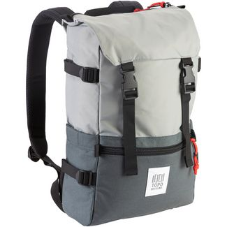 Topo Designs Rucksack Rover Pack Classic Daypack silver-charcoal
