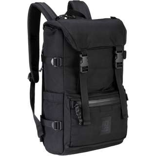 Topo Designs Rucksack Rover Pack Tech Daypack black-black