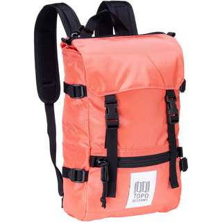 Topo Designs Rucksack Rover Pack Mini Daypack coral-coral