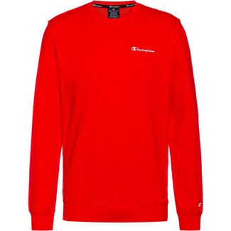 CHAMPION Sweatshirt Herren high risk red