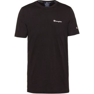 CHAMPION T-Shirt Herren black beauty