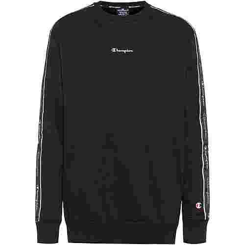 CHAMPION Sweatshirt aus Baumwolle in Grau Schwarz online