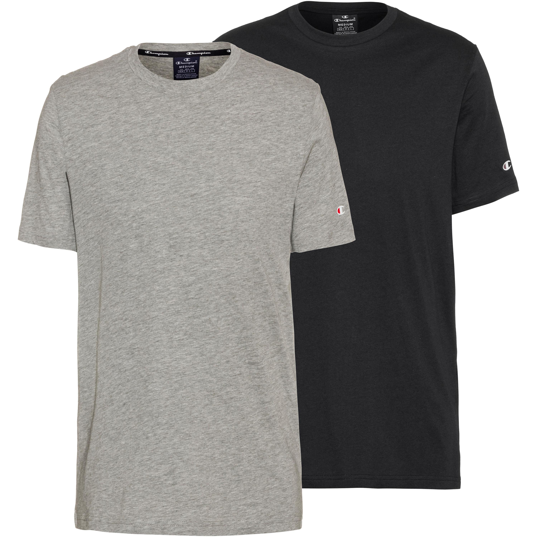 CHAMPION Shirt Doppelpack Herren