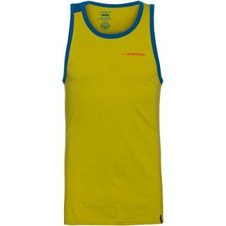 La Sportiva Shimmy Tanktop Herren kiwi-neptune