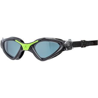 Aqua Sphere Kayenne Schwimmbrille dark lens;black green
