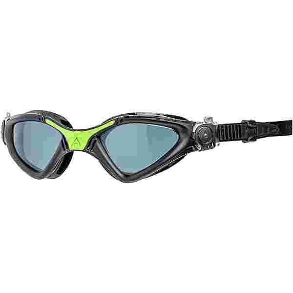 Aquasphere Kayenne Schwimmbrille dark lens-black green