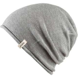 Barts Caiman Beanie light grey