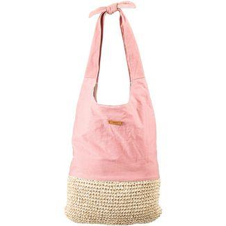 Barts Strandtasche Damen dusty pink
