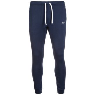 Nike Club19 CFD Fleece Trainingshose Herren dunkelblau / weiß