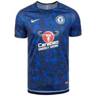 Nike FC Chelsea Dry Squad GX 2 Fanshirt Herren blau / weiß