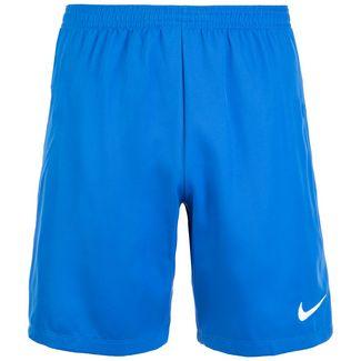 Nike Laser IV Woven Herren Fußballshorts Herren blau / weiß