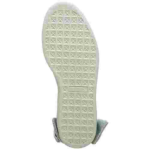 PUMA Suede Bow Hexamesh Sneaker Damen mint
