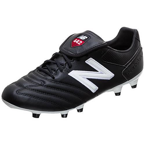 NEW BALANCE 442 Pro Fußballschuhe Herren schwarz / weiß im Online Shop von  SportScheck kaufen