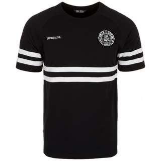 Unfair Athletics DMWU T-Shirt Herren schwarz / weiß