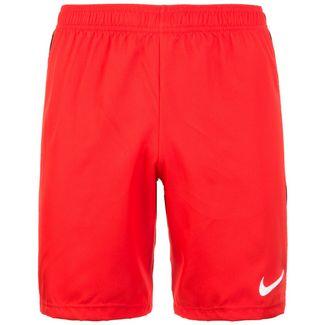 Nike Venom Woven II Herren Fußballshorts Herren rot / weiß
