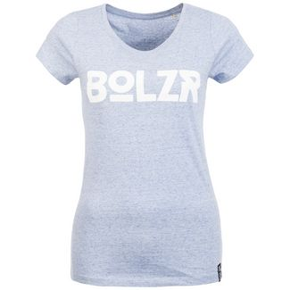 Bolzr Bolzr T-Shirt Damen hellblau