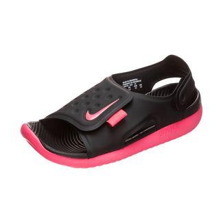 Nike Sunray Adjust 5 Sandalen Kinder schwarz / pink