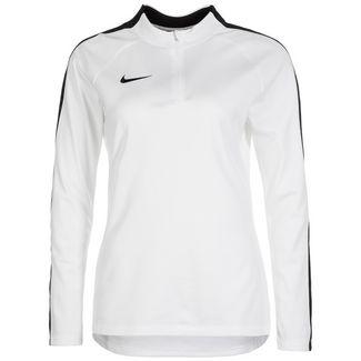 Nike Dry Academy 18 Drill Funktionsshirt Damen weiß / schwarz